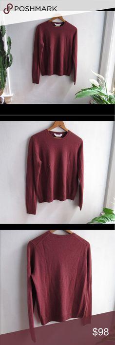 Pretty blush Everlane cashmere sweater #171029011 Gorgeous cashmere. In perfect condition. Size medium Everlane Sweaters Crew & Scoop Necks