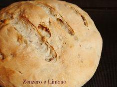 PANE alle NOCI | ricetta con pasta madre