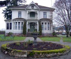 The Secret Garden Tea Room and Gift Shop In historic Herbert Williams House, 1711 Elm Street East Sumner, WA 98390 http://www.sgtea.com/index.html