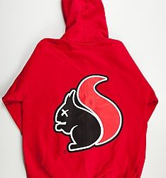Red Blind Squirrel Hoodie Guys Hoodies, Sweatshirts, Red Blinds, Squirrel, Sweaters, How To Wear, Fashion, Moda, Hoodies