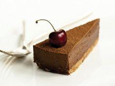 Chocolate tofu cheesecake recipe - Healthy desserts | Australian Natural Health Magazine