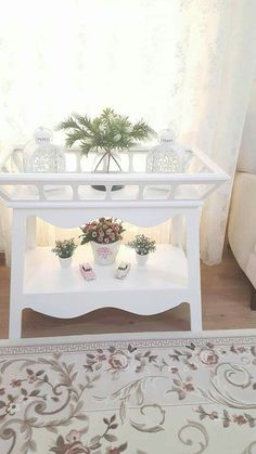 Estilo Shabby Chic, Living Spaces, Living Room, Bedroom Windows, Interior And Exterior, Home Accessories, Entryway Tables, Ikea, Furniture Design