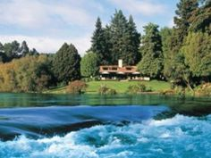 Taupo Huka Lodge New Zealand, Pacific Ocean and Australia Stop at Huka Lodge to discover the wonders of Taupo. The hotel offers a wide range of amenities and perks to ensure you have a great time. Free Wi-Fi in all rooms, Wi-Fi in public areas, valet parking, car park, room service are on the list of things guests can enjoy. Guestrooms are fitted with all the amenities you need for a good night's sleep. In some of the rooms, guests can find internet access – wireless, internet...