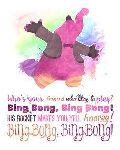 Bing Bong is my bæ! ⭐️