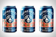 When it comes to the holidays and a cold beer, many of us got our first sip from dear old Dad. Rhinegeist Dad probably doesn't resemble that first beer much, because it tastes good. It's a Holiday Red Ale with...