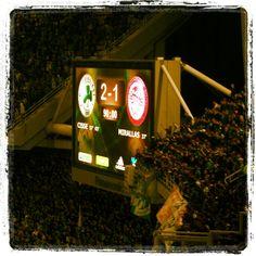 derby pao against osfp season 2010-11