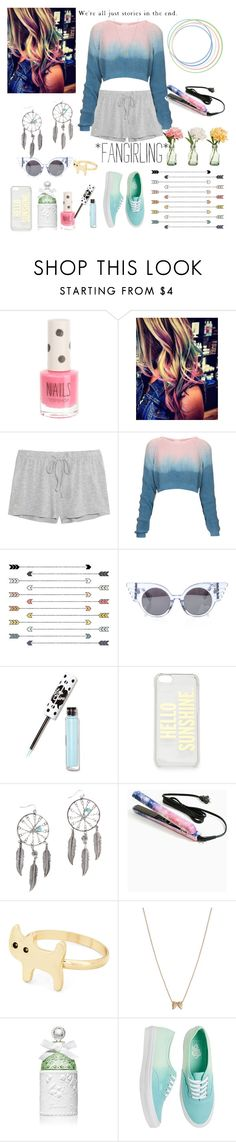 """Sem título #153"" by july-julianny ❤ liked on Polyvore featuring Topshop, Elle Macpherson Intimates, The Ragged Priest, Linda Farrow, Lime Crime, Kate Spade, PEONY, Eva NYC, Johnny Loves Rosie and Guerlain"