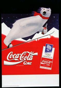 Coca Cola Polar Bear...