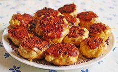 Käsefrikadellen mit Putenhackfleisch, ein raffiniertes Rezept aus der Kategorie Geflügel. Bewertungen: 97. Durchschnitt: Ø 4,5.