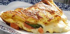 Receita de Omelete especial - Todo Saboroso