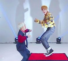 YOONMIN // [ RunBTS ep. 30 ] I love when Suga dances