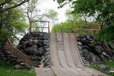 Forest River Park and the Cement Slide. Went there so often growing up in Salem, MA.