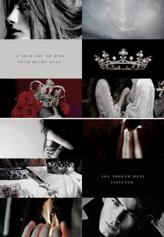 I am the king and you could've been my Red queen. Now you are nothing. #rq