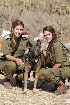 WOMEN OF THE IDF: 10 Beauties of the IDF