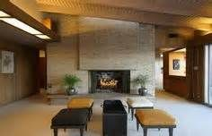 asymmetrical modern tv and fireplace - - Yahoo Image Search Results