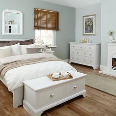 Buy John Lewis Helston Bedstead, Double Online at johnlewis.com