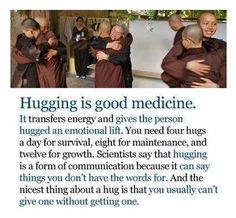Hugging time....:)