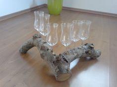 Deko mit Schnapsgläser 2 Glass, Gifts, Deco, Basteln