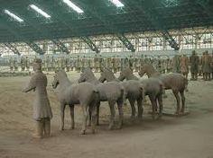 xian -esercito di terra cotta