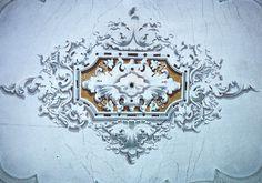 Ceiling Stencil done by Tiberiu