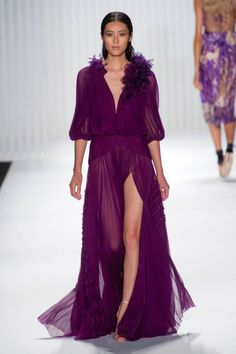J. Mendel Spring 2013 Ready-to-Wear Collection