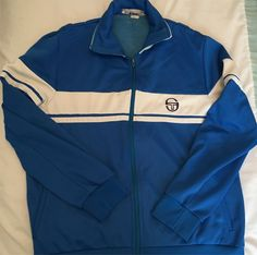 OG Sergio tacchini Masters John McEnroe vintage made in Italy Vintage Tennis, Ellesse, Lacoste, Masters, 1980s, Italy, Adidas, Casual, How To Make