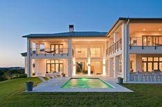 Дизайн загородного дома Texas Home в США