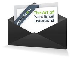 Free ebook!  The Art of Event Email Invitations - plus 5 free email templates