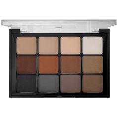 Viseart Viseart Eyeshadow Palette 01 Neutral Matte 0.84 oz