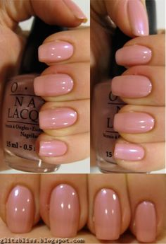 Follow my blog with bloglovin  I love all OPI , but the Hawaiian Orchid  is especially close to my hear: it's such a delicate pink shade wit...
