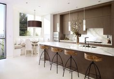 contemporary interior design | Design modern kitchen interior design home office interior design ...