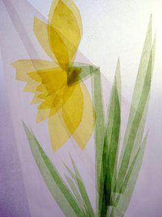 Frühlingsfensterbilder