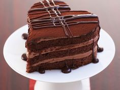 Schokoladenherz ist ein Rezept mit frischen Zutaten aus der Kategorie Schokoladenkuchen. Probieren Sie dieses und weitere Rezepte von EAT SMARTER!
