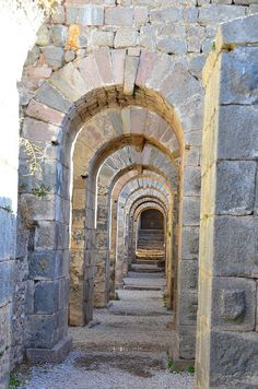 Pergamum Bergama-İzmir  Turkey