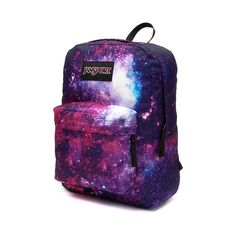 JanSport Superbreak galaxy print Backpack available at Journeys