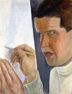 Lasar Segall, Self-Portrait, 1927.  http://www.artexperiencenyc.com/social_login