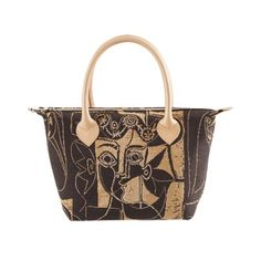 Sac Carla Picasso Femmes aux chapeaux #art #tapestry #MadeInFrance