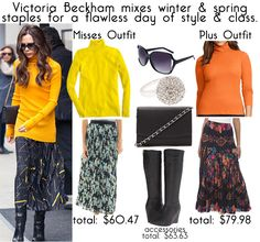Darling of the Day - Victoria Beckham