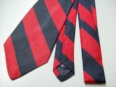 Gap designer Necktie red & blue!