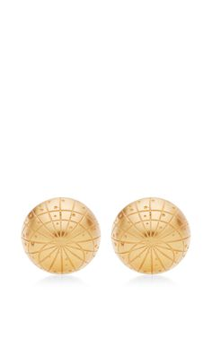 I like the idea of globe earrings, but these don't look enough like globes for me to get them. I think I prefer dangling globe earrings. But I'd like to buy them myself.