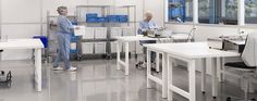 Cleanroom Technology: Basic Design Approach