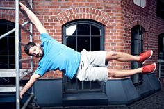 Street-Workout-Übung Human Flag Human Flag, Muscle Up, Fit Couples, Street Workout, Spartan Race, Trainer, Animal Quotes, Outdoor Travel, Mens Fitness