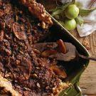 Deep-Dish Apple Bourbon Streusel Pie yesssss