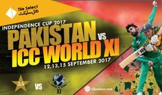 It builds as a proud moment for Pakistan! PAKISTAN VS WORLD XI T20 INDEPENDENCE CUP 2017. No doubt, the Independence Cup 2017 will add a new chapter in the history of Pakistan Cricket and will prove pivotal in its growth, the series is equally important for the ICC World XI team. A team created by hand-picking class players from different international teams, it will test their endurance, compatibility and team-spirit while playing alongside equally talented players. Whosoever wins the…