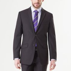 Charlton Gray Value Black Two Piece suit - £49 from Slaters