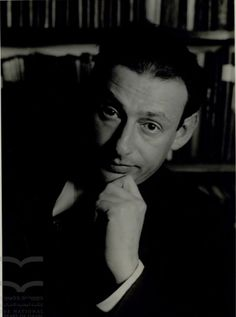 """Gershom Scholem Uncredited and Undated Photograph """"Sometimes one must learn how to read books against their declared intentions."""" Gershom Scholem"""