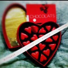 Wittamer, Belgian Chocolate, one of my favs