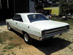 1968 Dodge Dart GT Maintenance/restoration of old/vintage vehicles: the material for new cogs/casters/gears/pads could be cast polyamide which I (Cast polyamide) can produce. My contact: tatjana.alic@windowslive.com