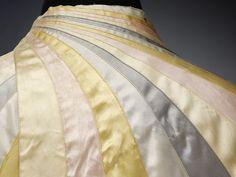 Cape (image 2) | Charles James | American | 1937 | silk | Victoria & Albert Royal Museum | Museum #: T.1-1977