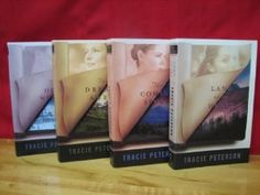 Heirs of Montana Series, Tracy Peterson (referred by ME)